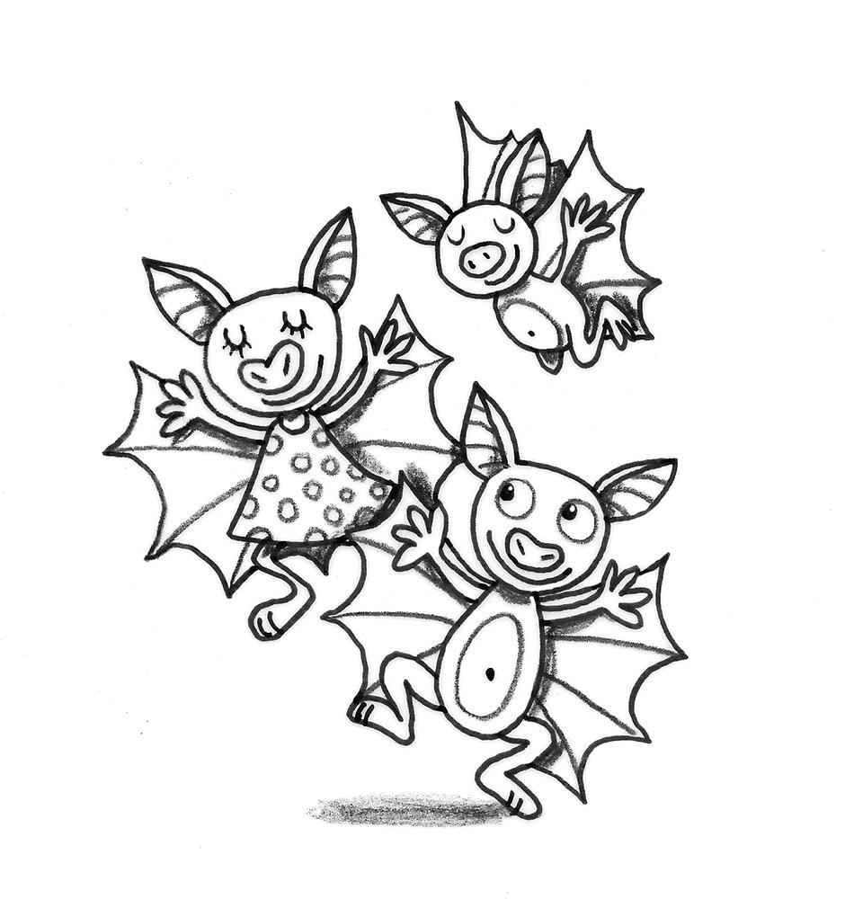 Colo familles Chauve souris#5