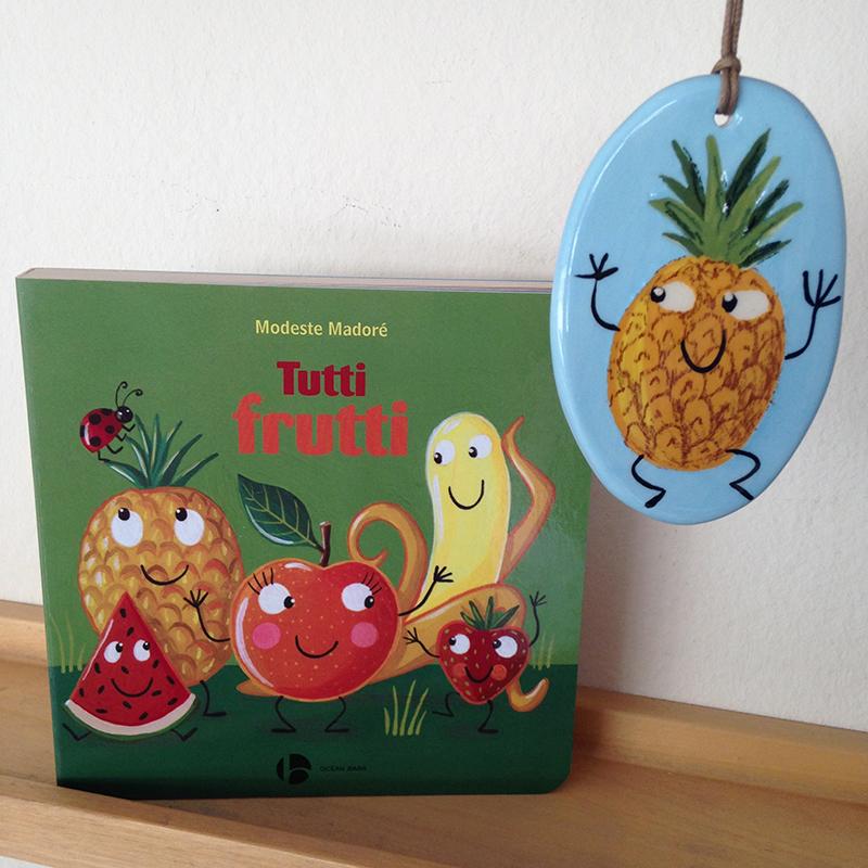 T Frutti BD