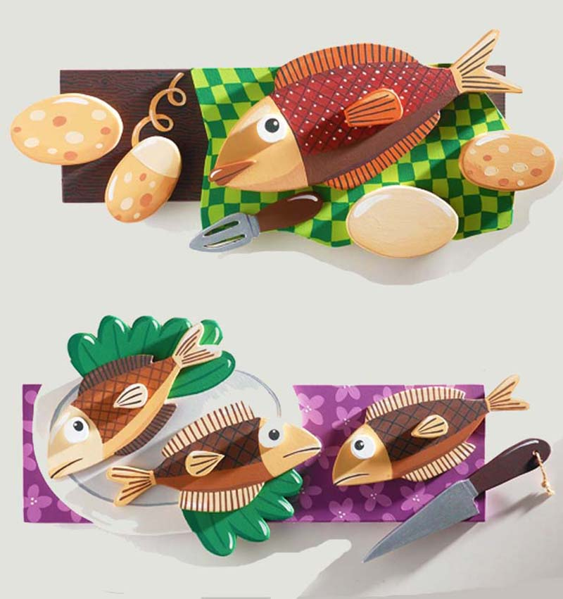 Jour du poisson#4 BD