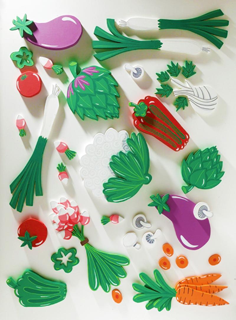 Légumes BD